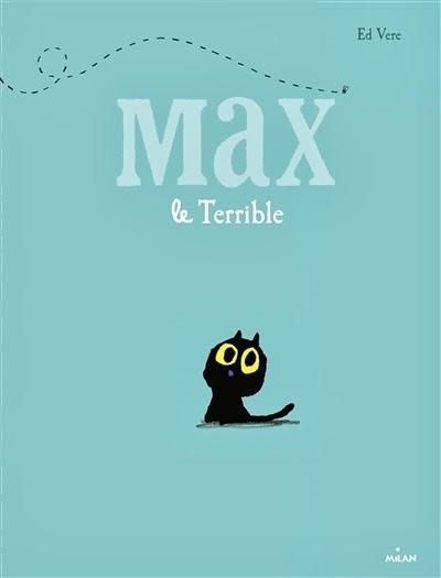 Couverture Max le terrible