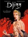 Couverture Djinn, tome 12 : Un honneur retrouvé Editions Dargaud 2014