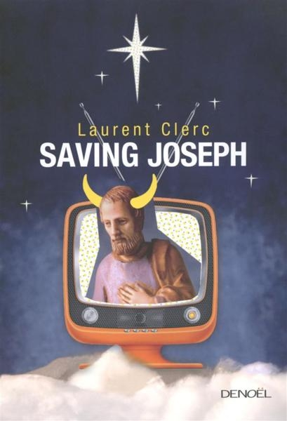 Couverture Saving Joseph