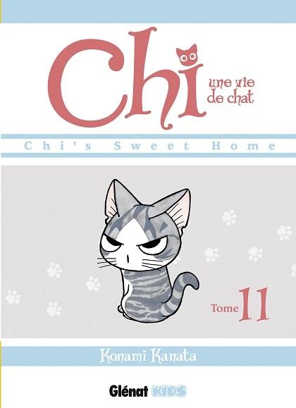 Couverture Chi, une vie de chat, tome 11