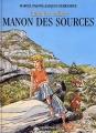 Couverture L'eau des collines, tome 2 : Manon des sources Editions Casterman 1997