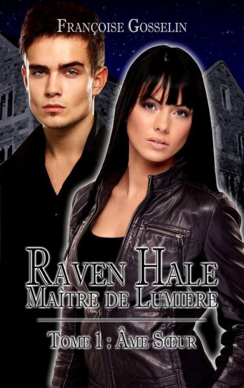 Couverture Raven Hale Maître de lumière, tome 1 : Ame soeur