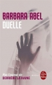 Couverture Duelle Editions Le Livre de Poche (Thriller) 2014