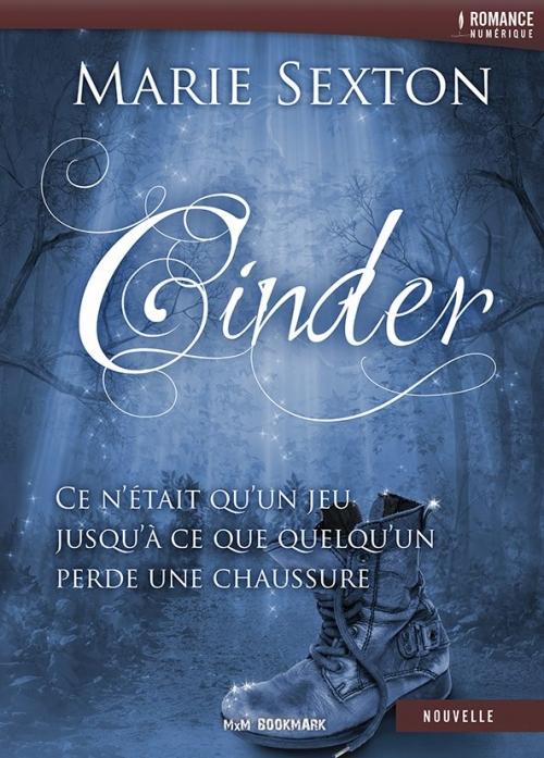 Couverture Cinder