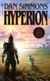 Couverture Hypérion, tome 1 Editions Bantam Books 1990