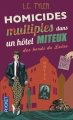 Couverture Homicides multiples dans un hôtel miteux des bords de Loire Editions Pocket 2014