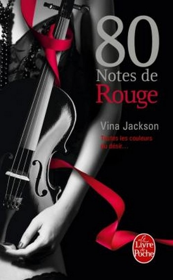 Couverture Eighty Days, tome 3 : 80 Notes de rouge