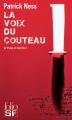 Couverture Le chaos en marche, tome 1 : La voix du couteau Editions Folio  (SF) 2014