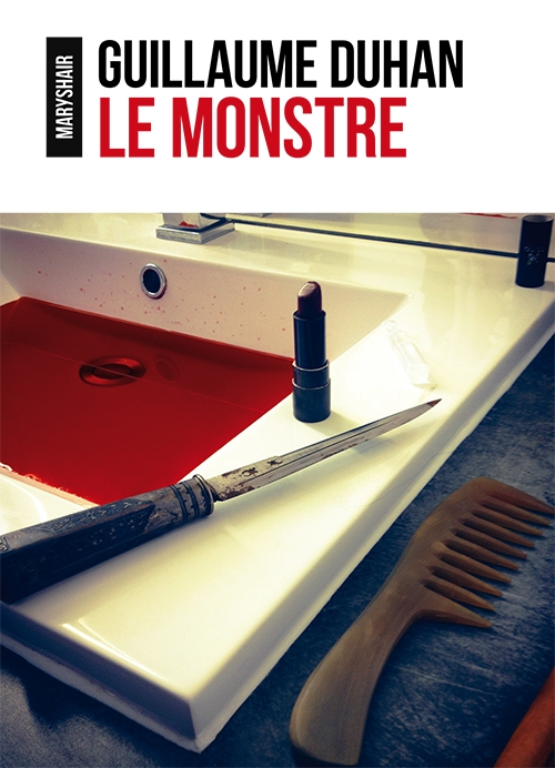 Couverture Le Monstre