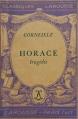 Couverture Horace Editions Larousse (Classiques) 1934