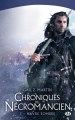 Couverture Chroniques du nécromancien, tome 3 : Havre sombre Editions Milady (Fantasy) 2014