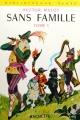 Couverture Sans famille (2 tomes), tome 1 Editions Hachette (Bibliothèque verte) 1974