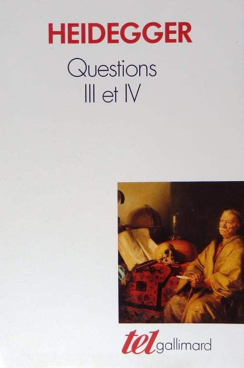 Couverture Question III et IV