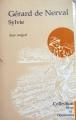 Couverture Sylvie Editions Arcadia  (Rêves et découvertes) 2003