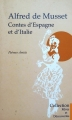 Couverture Contes d'Espagne et d'Italie Editions Arcadia  (Rêves et découvertes) 2004