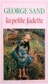 Couverture La petite Fadette Editions Flammarion (GF) 1985