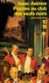 Couverture Puzzles au club des veufs noirs Editions 10/18 (Grands détectives) 1999