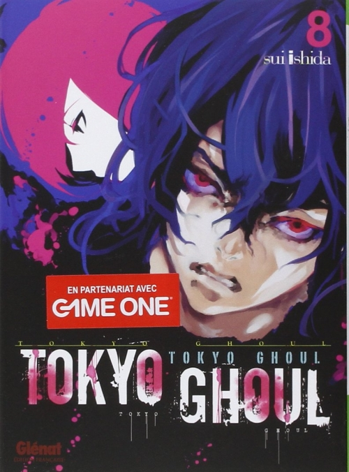 Couverture Tokyo Ghoul, tome 08
