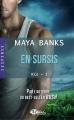 Couverture KGI, tome 01 : En sursis Editions Milady (Romance - Suspense) 2014