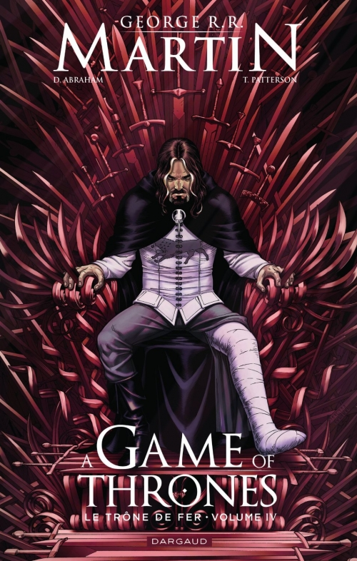 Couverture A Game of Thrones : Le Trône de Fer (comics), tome 4