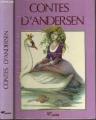 Couverture Contes d'Andersen / Beaux contes d'Andersen / Les contes d'Andersen Editions Hatier 1983