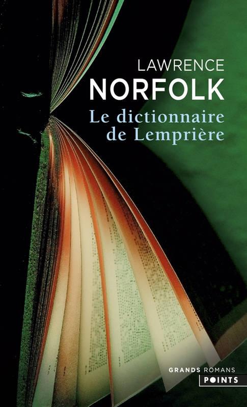 Couverture Le Dictionnaire de Lemprière