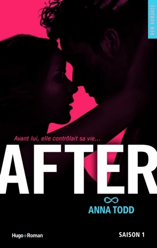 Couverture After, intégrale, tome 1 : After / La rencontre