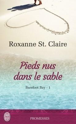 Couverture Barefoot bay, tome 1 : Pieds nus dans le sable