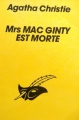 Couverture Mrs Mac Ginty est morte / Mrs McGinty est morte Editions Librairie des  Champs-Elysées  (Le masque) 1984