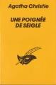 Couverture Une poignée de seigle Editions Librairie des  Champs-Elysées  (Le masque) 1983
