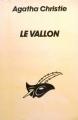 Couverture Le vallon Editions Librairie des  Champs-Elysées  (Le masque) 1985