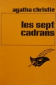 Couverture Les sept cadrans Editions Librairie des  Champs-Elysées  (Le masque) 1982