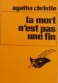 Couverture La mort n'est pas une fin Editions Librairie des  Champs-Elysées  (Le masque) 1976
