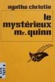 Couverture Le mystérieux mr Quinn Editions Librairie des  Champs-Elysées  (Le masque) 1969
