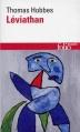 Couverture Léviathan Editions Folio  (Essais) 2000