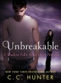 Couverture Unbreakable Editions St. Martin's Griffin/St. Martin's Press 2014