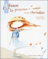 Couverture Aliénor, la princesse qui voulait devenir chevalier Editions Les P'tits Totems 2011