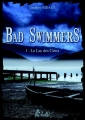 Couverture Bad swimmers, tome 1 : Le lac des cieux Editions Rebelle (Sans visage) 2014