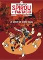 Couverture Spirou et Fantasio, tome 54 : Le groom de Sniper Alley Editions Dupuis 2014