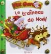 Couverture Le traîneau de Noël Editions Fleurus 2012