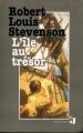 Couverture L'île au trésor Editions France Loisirs (Jeunes) 1992