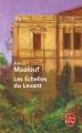 Couverture Les Echelles du levant Editions Le Livre de Poche 2008
