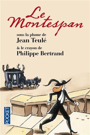 Couverture Le Montespan (BD)