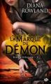 Couverture Kara Gillian, tome 1 : La marque du démon Editions Milady (Bit-lit) 2014