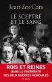 Couverture Le sceptre et le sang Editions Perrin 2014