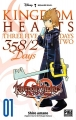 Couverture Kingdom Hearts : 358/2 Days, tome 1 Editions Pika 2014