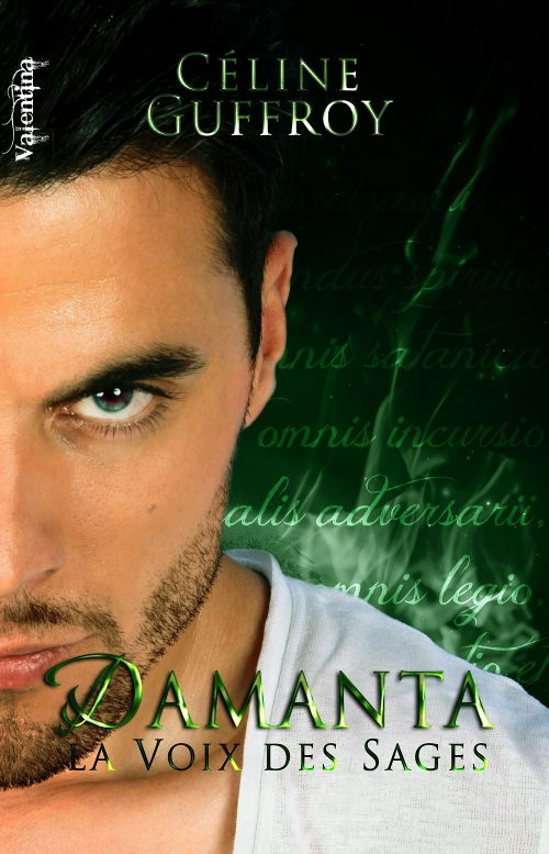 Couverture Damanta, tome 2 : La Voix des Sages