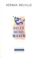 Couverture Billy Budd Editions Gallimard  (L'imaginaire) 2011