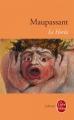 Couverture Le Horla Editions Le Livre de Poche (Libretti) 2008