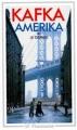 Couverture L'Amérique / Amerika ou Le disparu Editions Flammarion (GF) 1988